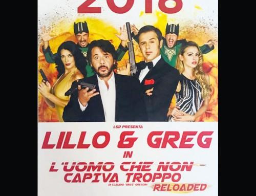 Il calendario di Lillo e Greg